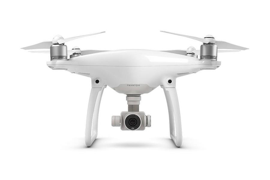 filmowanie dronem dji phantom 4